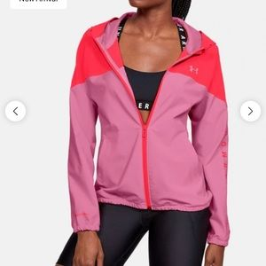 Under Armour | Neon Lightweight Jacket